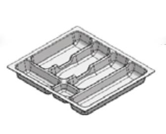 Rak Sendok Laci Type AGEC 50