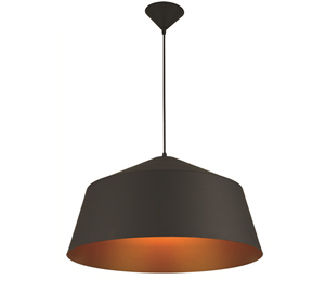 Lampu Gantung Simple Metal Type MD 3021 c-w 25 watt bulb