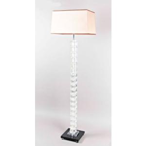 Standing Lamp Type REC CRISTAL c/w 25 watt bulb