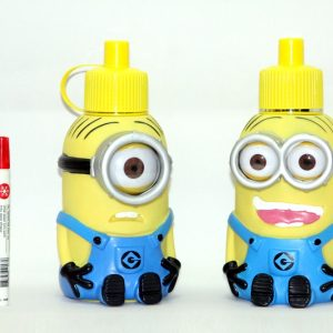 Botol Minuman Minion 3D Ukuran Besar 610ml – Minion 3D Water Bottle (1)