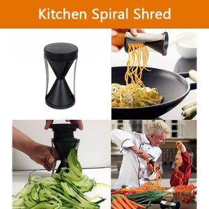 Kitchen Spiral Shred