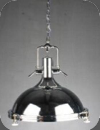 Lampu gantung simple metal type Alvin