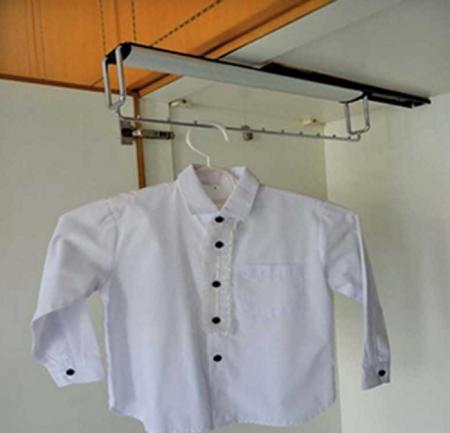 WW090E (Rak Gantungan Baju Geser)