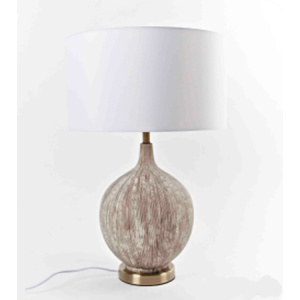Lampu Meja Type HL10133-SL001 L & S c/w 25 watt bulb