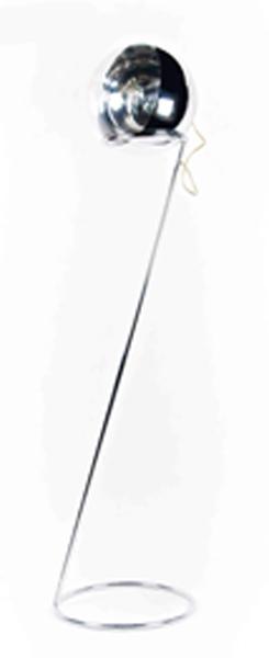 Standing Lamp Type MIRROR FLOOR c/w 25 watt bulb