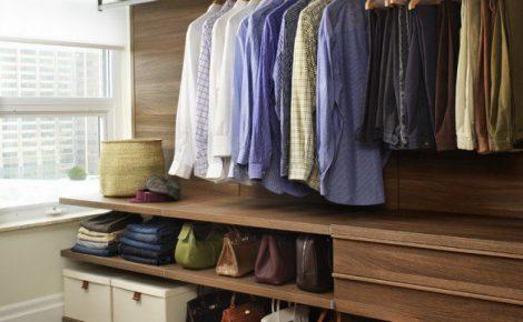 Menjual Aksesoris Lemari Pakaian di Bintaro