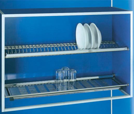 Kitchen Set Gantung: Tempat Piring Gantung Vitco 60 CM