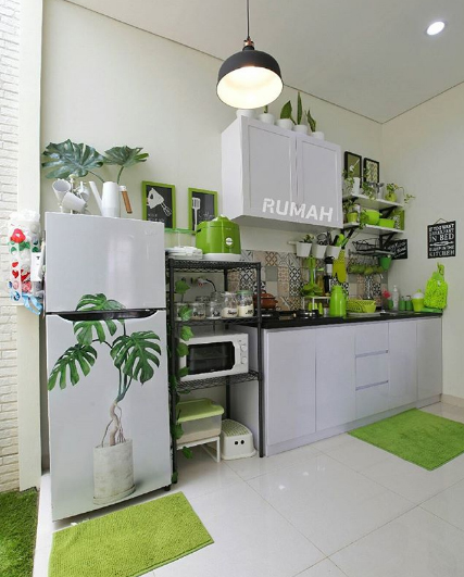 Desain Kitchen Set Hijau: Jual Kitchen Set Di Cempaka Putih