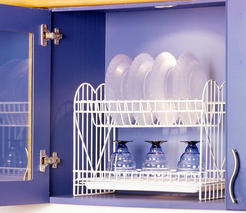 Rak Piring Kitchen Set: Rak Piring Dan Gelas PT43H+T