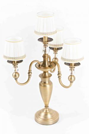 Lampu Meja Type 6677 3+1T c/w 25 watt bulb