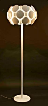 Standing Lamp Type 7-0056 c/w 25 watta bulb