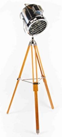 Standing Lamp Type F 009 c/w 25 watt bulb