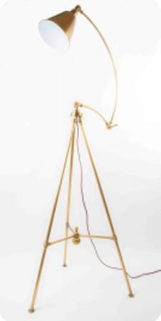 Standing Lamp Type ARSL10001 c/w 25 watt bulb